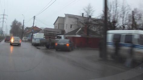 В Воронеже «Газель» насмерть сбила пешехода