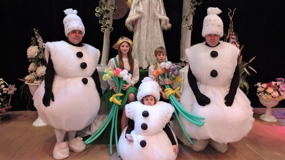 В Кантемировке на благотворительном мюзикле собрали 60 тыс рублей