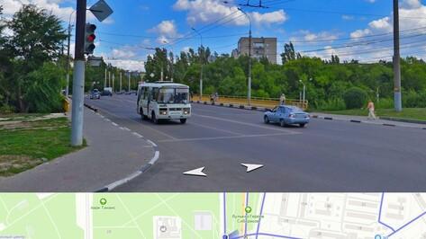 В Воронеже начали готовиться к ремонту очередного путепровода
