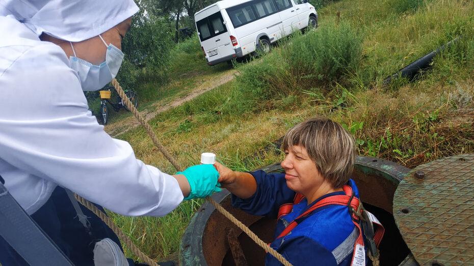 Лаборатория «РВК-Воронеж» проанализирует состав подземных вод