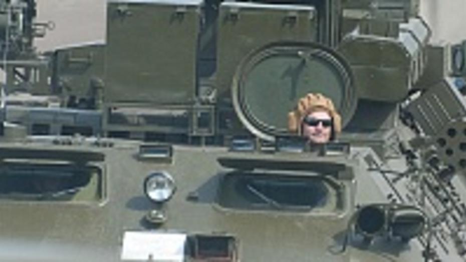 В Воронежской области новобранцы научатся ремонтировать подбитые танки