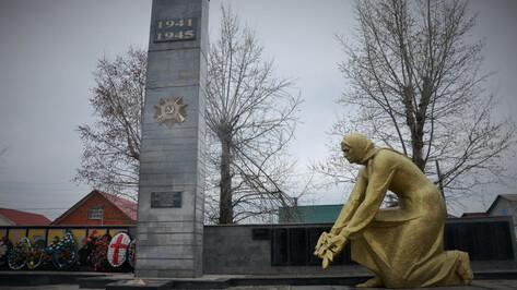 Проект РИА «Воронеж». Где этот памятник? Братское захоронение №211