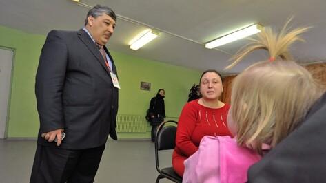 Представитель Красного Креста оценил условия жизни украинских беженцев в Воронеже