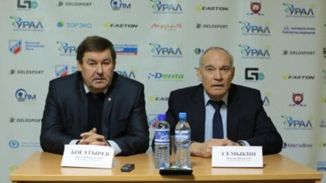Главным тренером воронежского «Бурана» стал экс-наставник саратовского «Кристалла» Виктор Богатырев