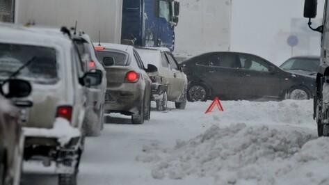 Как это работает. Эвакуация автомобилей после ДТП в Воронежской области