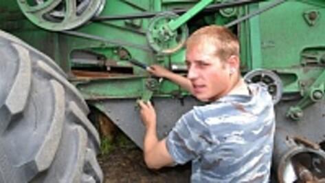 Аграрии Бутурлиновского района готовятся к уборке зерновых