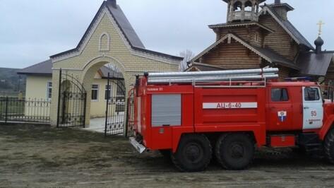 Храмовый балкон в Воронежской области обрушился под церковным хором