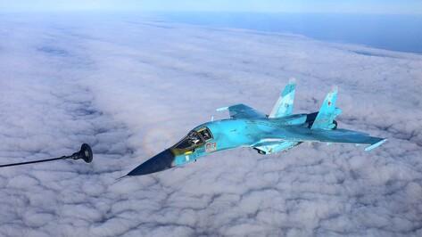 Дозаправку самолетов на скорости 600 км/ч в Воронежской области сняли на видео