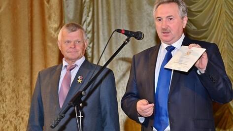Герой Труда из Грибановского района получил поздравление от президента с Днем России
