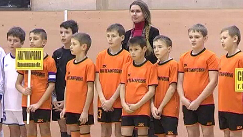 Кантемировцы заняли третье место на детском футбольном турнире «Рождественские каникулы»