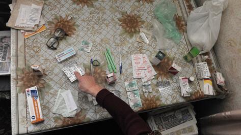 Воронежцы пожаловались в прокуратуру на трудности в получении бесплатных лекарств