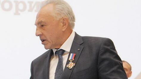 Президент РФ Владимир Путин наградил главу района Воронежской области