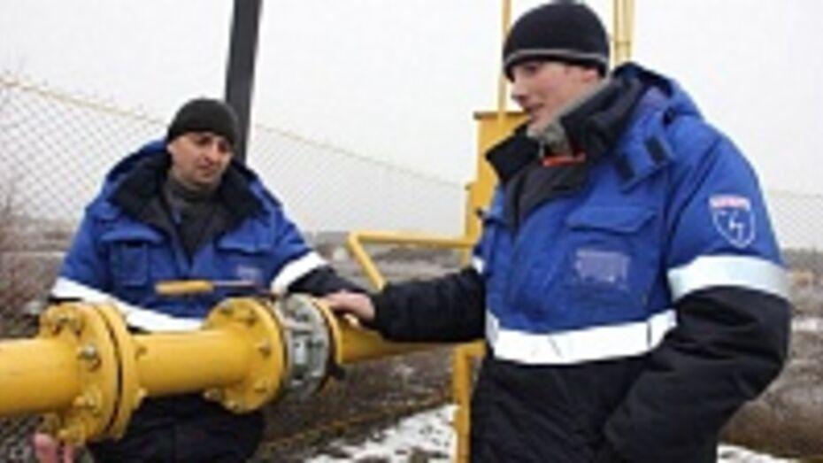 На хутор Михайловка в Каширском районе пришел газ