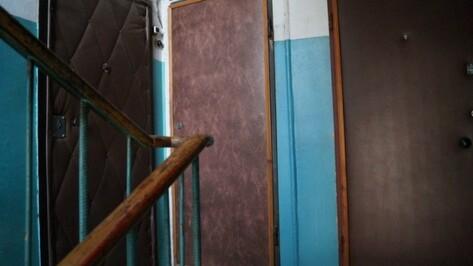 В воронежской коммунальной квартире прописали 119 жильцов