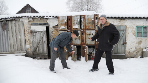 Заброшенные хутора: как пустеют воронежские деревни. Высочкино