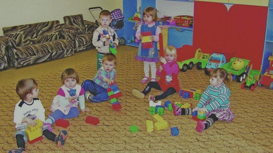 В Бутурлиновке после капитального ремонта открылся детский сад