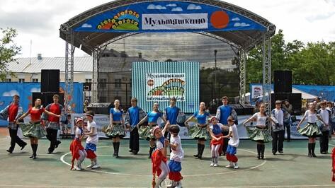Город мастеров и Олимпийская деревня. Зачем идти на фестиваль «Мультяшкино» в Воронеже