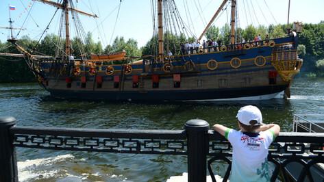Корабль-музей «Гото Предестинация» в Воронеже застраховали на 175 млн рублей
