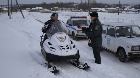 Воронежец ответит в суде за избиение охотоведа и оскорбление полицейского