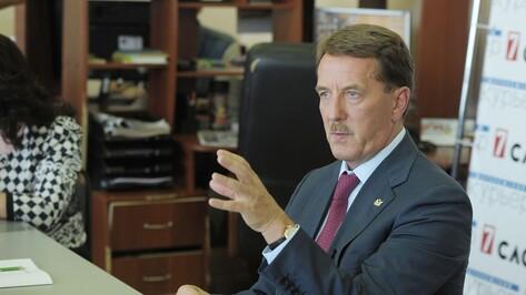 Воронежский губернатор: «Надо привлекать общество к экономическому планированию»