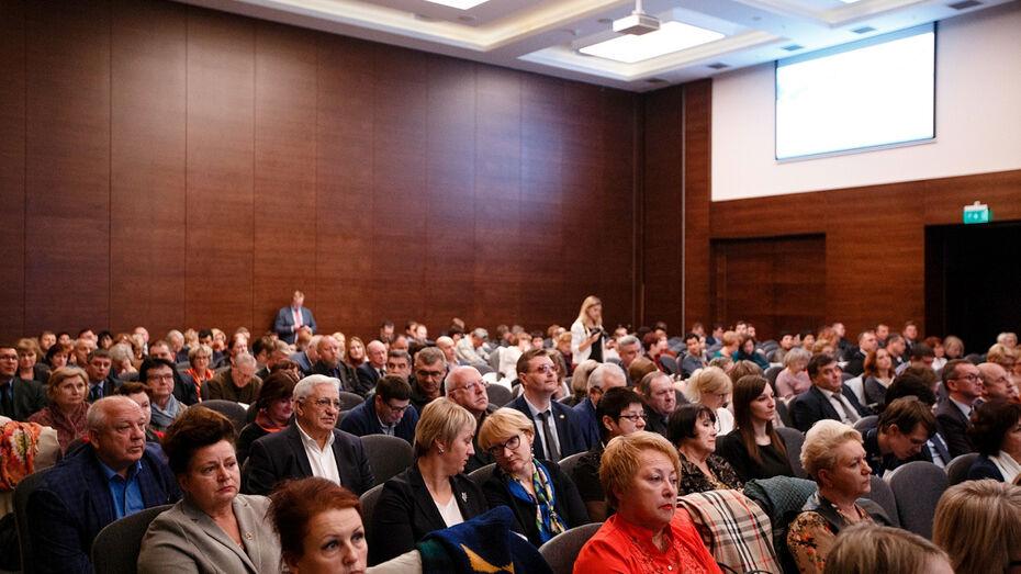 Куратор форума «Здравоохранение» рассказала о развитии отрасли в Воронежской области