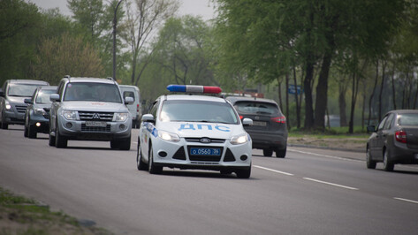 В Воронеж прибыли участники автопробега «Дорога мужества»
