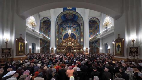 В пасхальную ночь Воронеж останется без Благодатного огня
