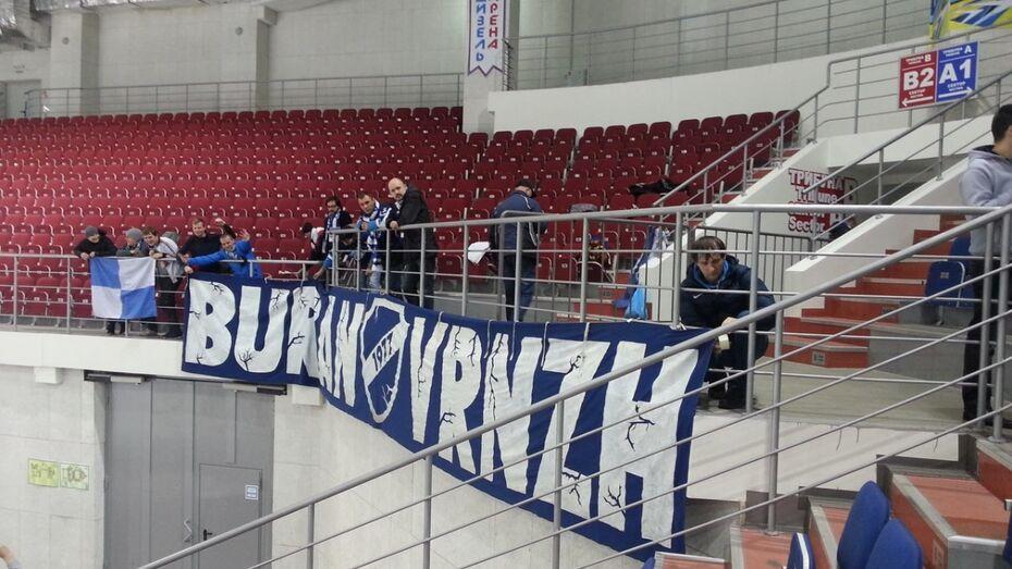 Фанаты воронежского «Бурана» добрались до Пензы после ДТП