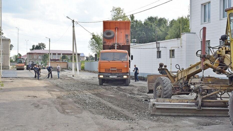 В Грибановке построят парковку для 40 автомобилей