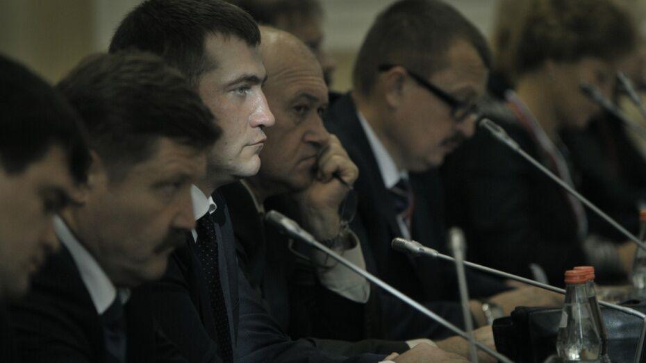 Депутат Воронежской областной думы Александр Щукин сложил полномочия