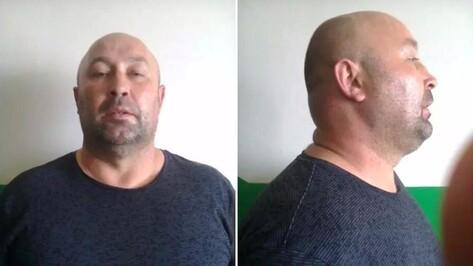 Полиция попросила воронежцев о содействии в розыске виновника ДТП  в Россоши