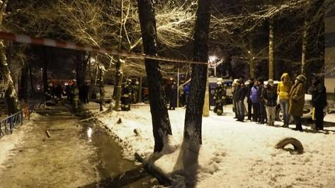Очевидцы взрыва в воронежской многоэтажке: «Люди выбежали из огня раздетыми»