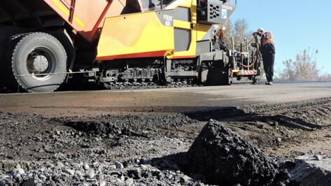 На ремонт дорог в поворинском селе Пески потратят около 13,8 млн рублей