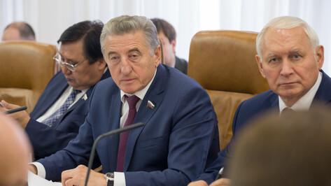 Сенатор от Воронежской области прокомментировал изменения в Градостроительном кодексе