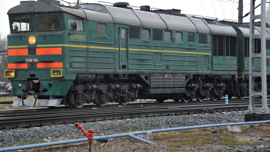 В Воронежской области диспетчеры сдали содержимое 2 вагонов на чермет