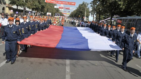 Воронежцев пригласили к участию в интернет-акции «Люблю Россию я»