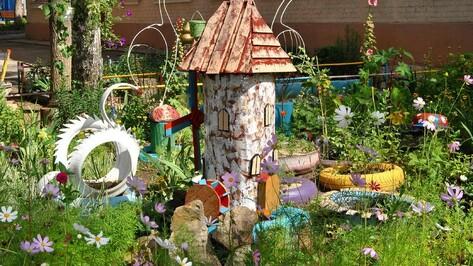В Семилукском районе определили победителей конкурса на самое благоустроенное поселение