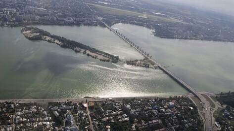 Воронежцы придумают, как благоустроить дамбу Чернавского моста