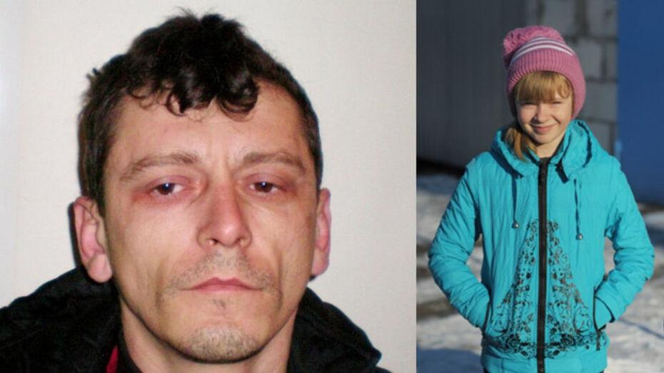 Похитителя 10-летней девочки нашли под Воронежем по следам на снегу