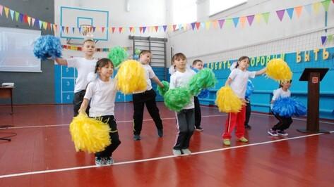 Воронежская область получит 22 млн рублей на ремонт школьных спортзалов