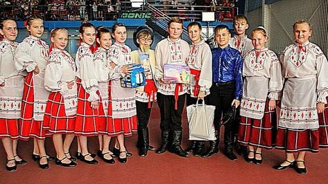 Бутурлиновский народный хореографический ансамбль «Золушка» стал призером международного конкурса