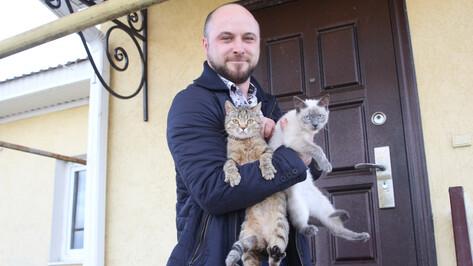 Не хобби, а миссия. Переехавший из Воронежа в село мужчина спас 30 животных