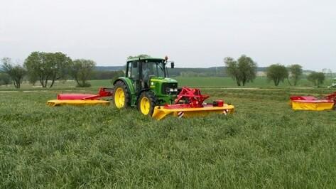 Строительство завода сельхозтехники в Воронежской области начнется в 2016 году