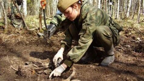 В Ленинградской области обнаружена могила павловчанина, погибшего в годы Великой Отечественной войны