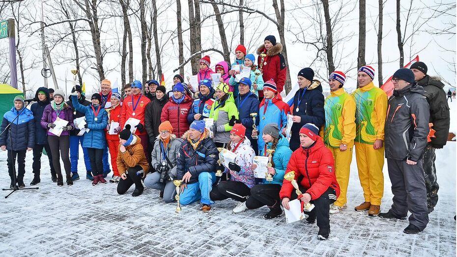 Бутурлиновский лыжник завоевал «золото» открытого первенства района