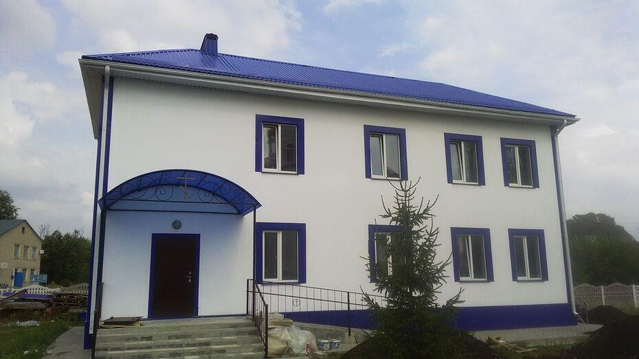 В ольховатском селе открыли воскресную школу для детей