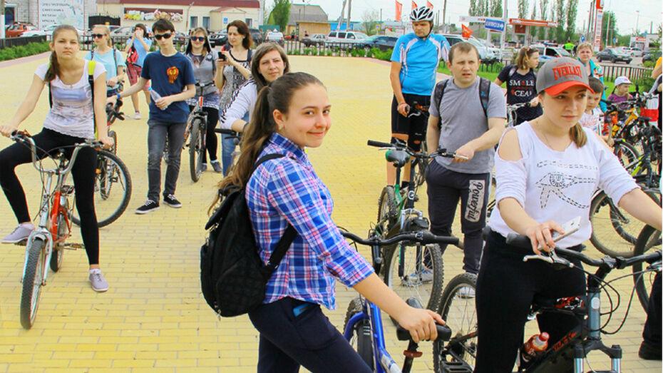 В Семилуках пройдет первый велозаезд для женщин