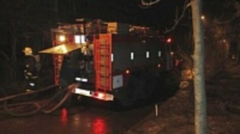 В Лисках при пожаре в квартире погиб 38-летний мужчина