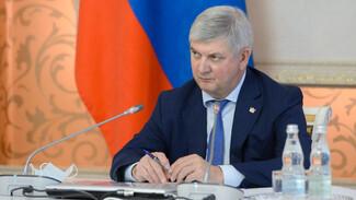 Воронежский губернатор разрешил партиям и кандидатам агитировать на воздухе