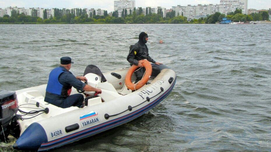 В водоемах Воронежской области утонули трое мужчин за день